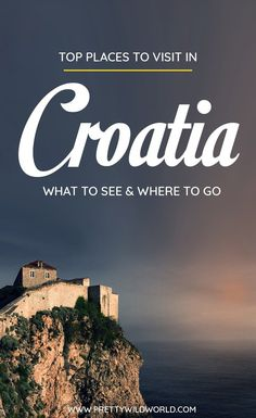 Planning a trip to Croatia soon? Check out this awesome guide on the best places to visit in Croatia including the when is the best time to visit Croatia, how to travel to Croatia, where to stay in Croatia, how to get around Croatia, where to stay in Croatia, things to do in Croatia, what to do in Croatia, best attractions in Croatia, and the best Croatia points of interests. Save this Croatia travel guide to your travel board so you can find it later! #Croatia #CroatiaTravel #Travel #europe