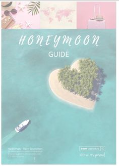 Did you see my recently launched Honeymoon Guide?  Well thanks to the lovely feedback I've received version 2.0 is ready and includes a very handy honeymoon check list so you don't forget anything! PLUS it's now available to read in an easy booklet format (just click!) 🥰 Beach Meals, Once In A Lifetime, Dance The Night Away, Amalfi Coast, Bora Bora, How To Dry Basil, Road Trip, Honeymoons, Booklet