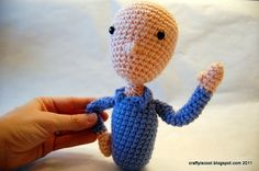 CRAFTYisCOOL: Strike a Pose! - CraftyisCool's Guide to Poseable Amigurumi!