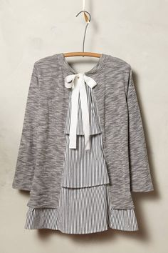 Ainsley Ruffle-Back Pullover - anthropologie.com