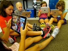 Back-to-school with iPads: Learn the first 5 steps for the first 5 days of school.