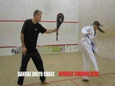 Taekwondo Practice - YouTube