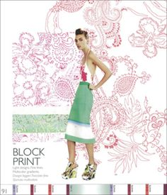 A+A Vision - Print Trends - S/S 2014 - A + A - Styling forecasts- ...