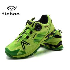 TIEBAO Cycling Shoes 2017 sapatilha ciclismo mtb Racing Shoes Athletic bicicleta mountain bike chaussure homme superstar shoes