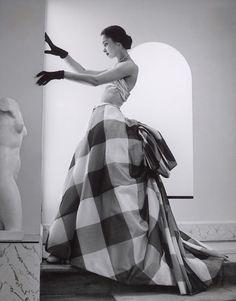 Pierre Balmain - Gown (Summer, 1952)