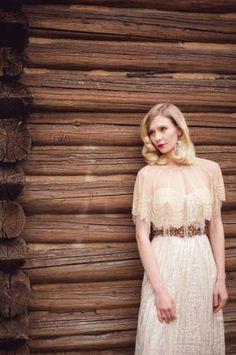 Wedding Dress Trend Cap sleeves. Read more - http://www.hummingheartstrings.de/index.php/hochzeitsmode/brautkleider-m…fluegelaermeln/