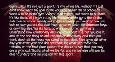 Gymnastics quotes!