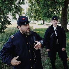 photo by dealingwith: Gettysburg Battlefield, Captain Hat, Hats, Fashion, Moda, Hat, Fasion, Fashion Illustrations, Fashion Models