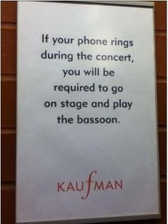 Using this for my concerts.  Must modify for piano recitals.