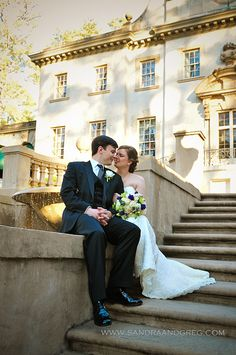 wedding at Swan House, Atlanta