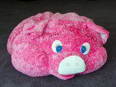 Piggy Beanbag Cushion