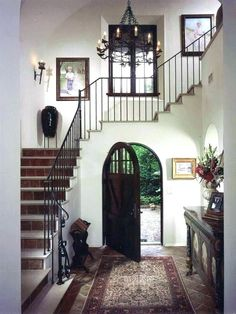 Look Over This Antique Spanish Revival Architecture Pool Spanish Style Decor, Spanish Style Homes, Spanish House, Spanish Design, Spanish Style Interiors, Hacienda Style Homes, Style At Home, Spanish Revival Home, Spanish Colonial