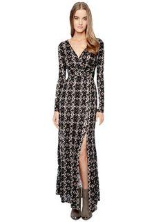 e2d004f729ba Joella Wrap Maxi Dress Style Essentials