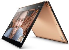 "Laptop Lenovo Yoga 900-13ISK - 13.3"" (i7-6500U/8GB/256GB/ HD) 