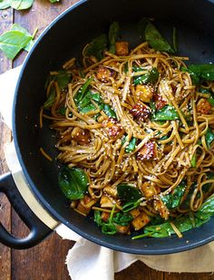 Stir-Fry Night. What to eat every night for a month