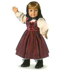 Kirsten American Girl Outfits