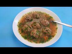 Secrete pentru ciorba de perisoare - YouTube Goodies, Meat, Supe, Cooking, Ethnic Recipes, Kitchen, Youtube, Fine Dining, Pork