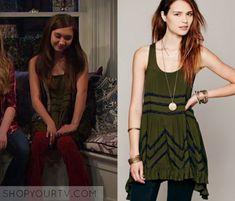 Girl Meets World: Season 2 Episode 29 Riley's Green Lace Dress