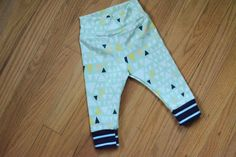 Baby Leggings Baby Boy Little Mountains, Baby Leggins, Baby Pants, Toddler Leggings