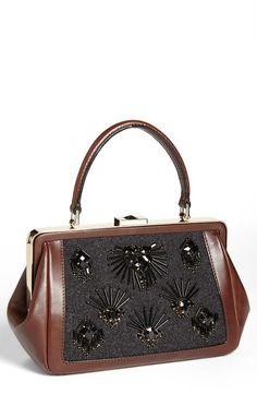 So gatsby inspired! kate spade new york beaded satchel