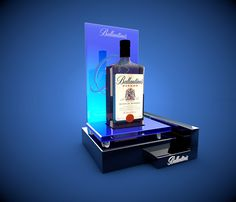 Client: Ballantines - Pernod RicardProject: Exhibition / POSM Display