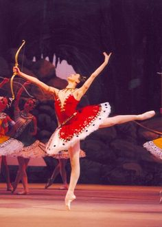 The Bolshoi Ballet in The Pharaoh's Daughter featuring Svetlana Zakharova