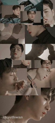 Ikon Junhoe, Aesthetic Wallpapers, Bobby, Movies, Movie Posters, June, Art, Display, Backgrounds