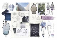Fashion Sketchbook - fashion design development; creative process; fashion portfolio // Auste Dudzeviciute