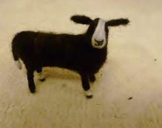 sheep - Rowena Scotney Feltings