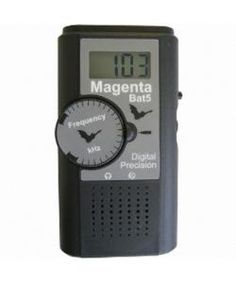 Magenta Bat Detector Kit - All you need inc Detector, Case and Guide. £115.95 inc shipping