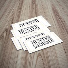 Hunter Gatherer Matt Paper Stickers Size 50x25mm  #mattpaperstickers #mattstickers #paperstickers #sticker #stickercanada #stickers #stickerprinting #canadastickers #stickerca #castickers #ontariostickers