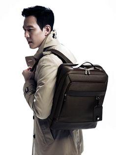 [FS화보] 이정재, 쌤소나이트 비즈니스맨 변신 http://www.fashionseoul.com/?p=24656