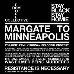 Margate to Minneapolis - see you there Peaceful Protest, Viking Ship, See You, Follow Me On Instagram, Minneapolis