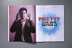 Piketty © 2014 Serge Ricco
