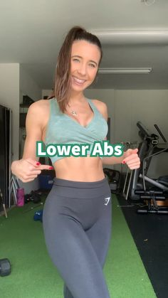 Lose belly pooch with this at home lower ab workout routine. [Video] in 2020 Chest Workout Women, Fitness Workout For Women, Fitness Workouts, At Home Workouts, Morning Ab Workouts, Gym Workout Videos, Abs Workout Routines, Butt Workout, Core Workout At Gym