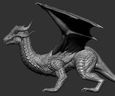 Dragon Workshop: Real-time Zbrush tutorial (Gumroad) - 3DTotal Forums