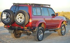 Land Cruiser Fj80, 4x4 Off Road, Offroad, Antique Cars, Toyota, Monster Trucks, Wheels, Camping, House