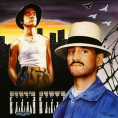 Danny De La Paz / Chuco Avila - Boulevard Nights & Puppet - American Me