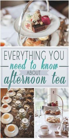 Every Question You Have About Afternoon Tea, Answered