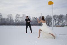 Marriage & korfball