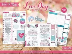 Do you have this faith kit yet? It was designed to match the The and pages will work… Love Days, Studio Art, Art Studios, Faith, Creative, Instagram, Design, Loyalty, Art Studio Room