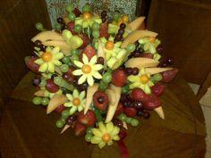 Fruit Basket Bouquet