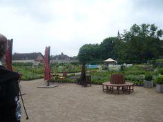 Schloß und Park Altdöbern - der schon restaurierte Teil der Anlage -Orangerie