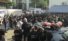Policias Civis fazem operação para recuperar carros roubados no ES