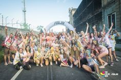 #TheColorRunTrieste