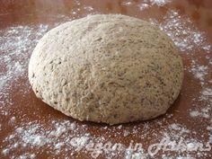 Ψωμί πολύσπορο με αλεύρι ολικής - Vegan in Athens Multigrain, Bread, Food, Brot, Essen, Baking, Meals, Breads, Buns