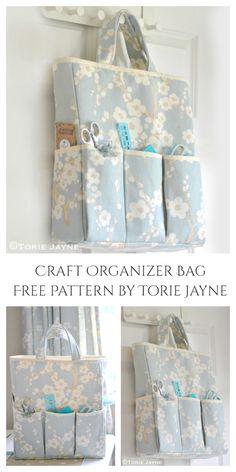 Diy Bags Patterns, Sewing Patterns Free, Free Sewing, Fabric Patterns, Diy Home Crafts, Sewing Crafts, Sewing Projects, Diy Projects, Diy Purse