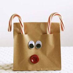Cute! Holiday Treat Bag!