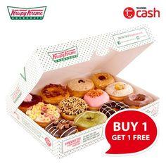 Krispy Kreme Promo Spesial Tcash