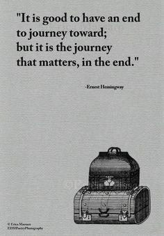 Journey that Matters Graduation Quotes                                                                                                                                                     More